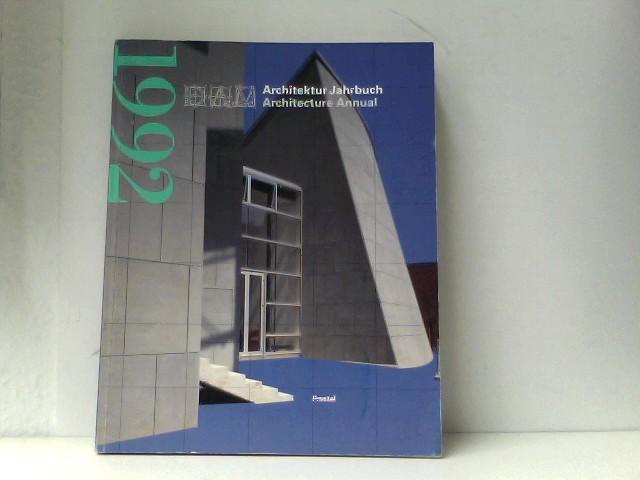Dam Annual for Architecture