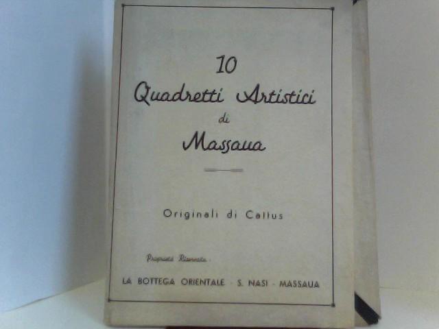 10 Quadretti Artistici di Massana - Originali di Cattus - 5 Bilder