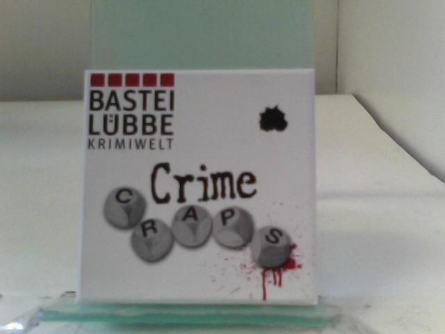 Crime-Craps Krimiwelt Würfelspiel Aufl. 2014