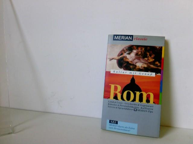 Rom, MERIAN classic
