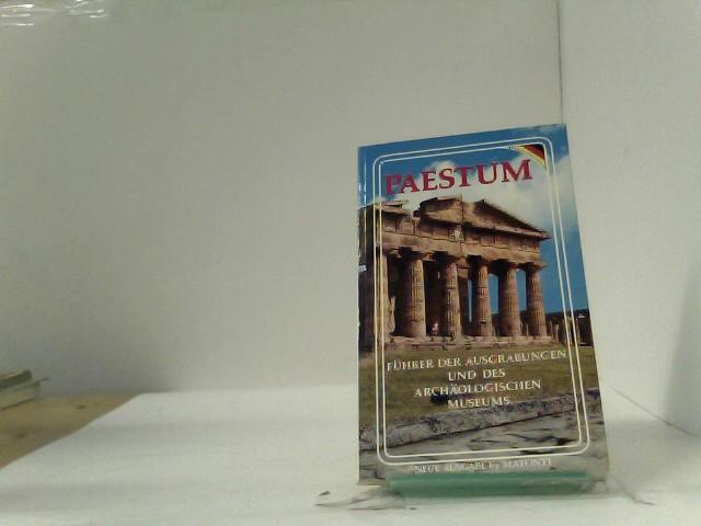 Paestum, Führer der Ausgrabungen und des Archäologischen Museums