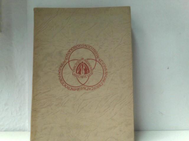Festschrift aus Anlaß der 250 Jahrfeier der Gründung des Ursulinenklosters zu Duderstadt
