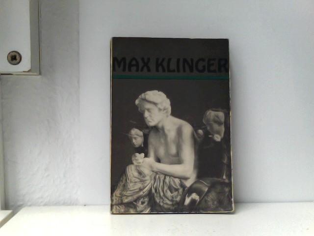 Max Klinger 1857-1920 Ausstellung zum 50.Todestag des Künstlers vom 4.Juli bis 20.September 1970