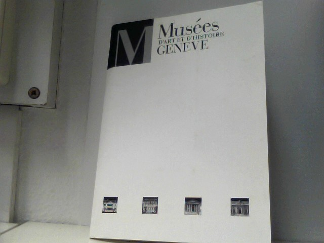 Musees d´art et d´histoire Geneve Konvolut: Journal und Ausstellungsunterlagen Cleopatra 2004 inkl CD: Cleopatra dans le miroir de l´art occidental