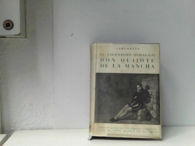 Cervantes, Miguel de: El ingenioso hidalgo Don Quijote de la Mancha Selección. (Fremdsprachentexte)