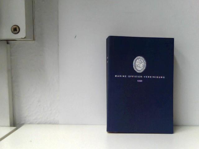 Meisner, Hanno (Vorst.): Marine-Offizier-Vereinigung (MOV) Mitgliederverzeichnis 1980