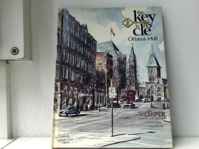o.A.: The key : la clé : Ottawa - Hull.(Hardcover-Ausgabe)