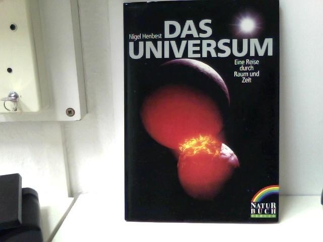 Das Universum: Eine Reise durch Raum und Zeit Auflage: Großformatige Ausgabe (37,5 cm x 26 cm)