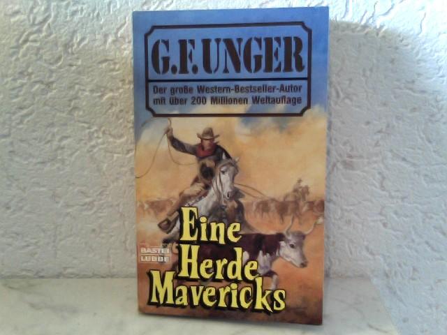 Eine Herde Mavericks Western-Roman