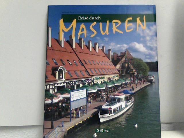 Luthardt, Ernst O und Wolfgang Korall: Reise durch Masuren 1., Aufl.