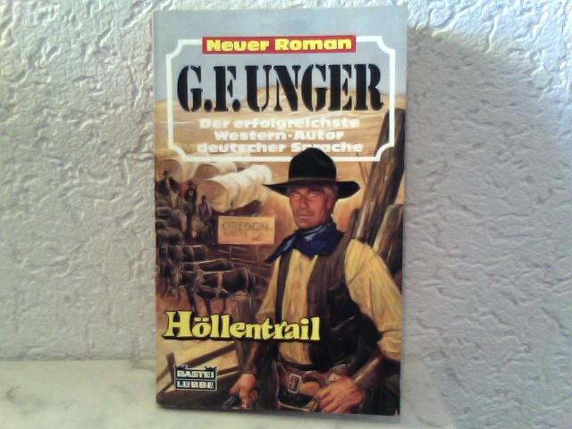Höllentrail Western-Roman 1. Auflage