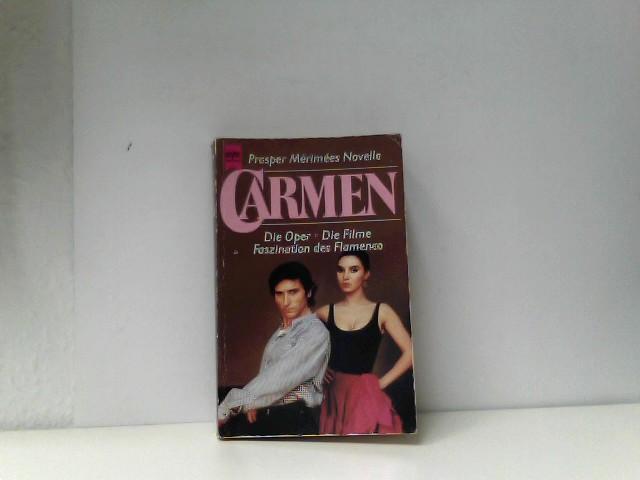 Carmen. Die Oper. Die Filme. Faszination des Flamenco.