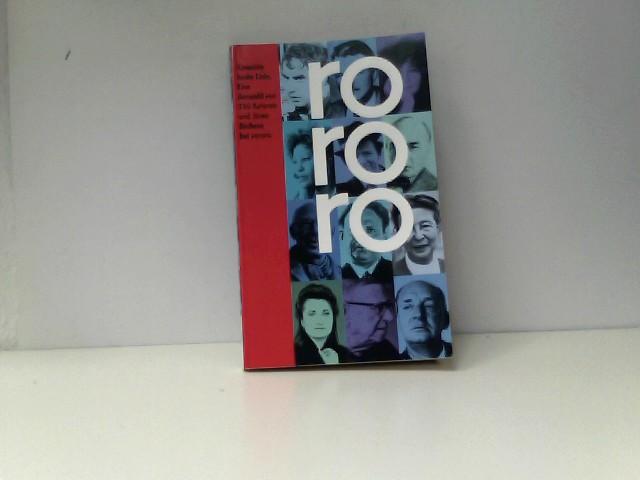 Rowohlts beste Liste. Eine Auswahl von 250 Autoren und ihren Büchern bei rororo