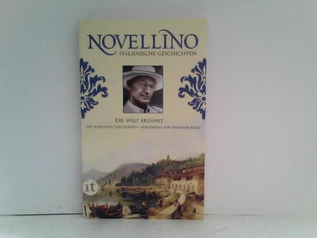 Novellino: Italienische Geschichten (insel taschenbuch)