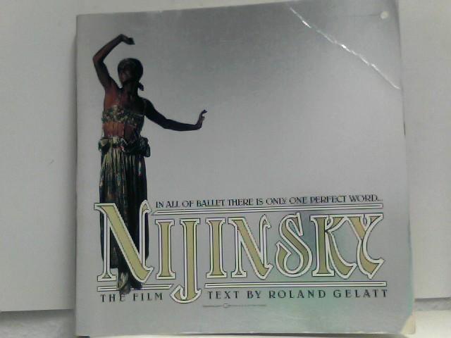 Nijinsky, the film