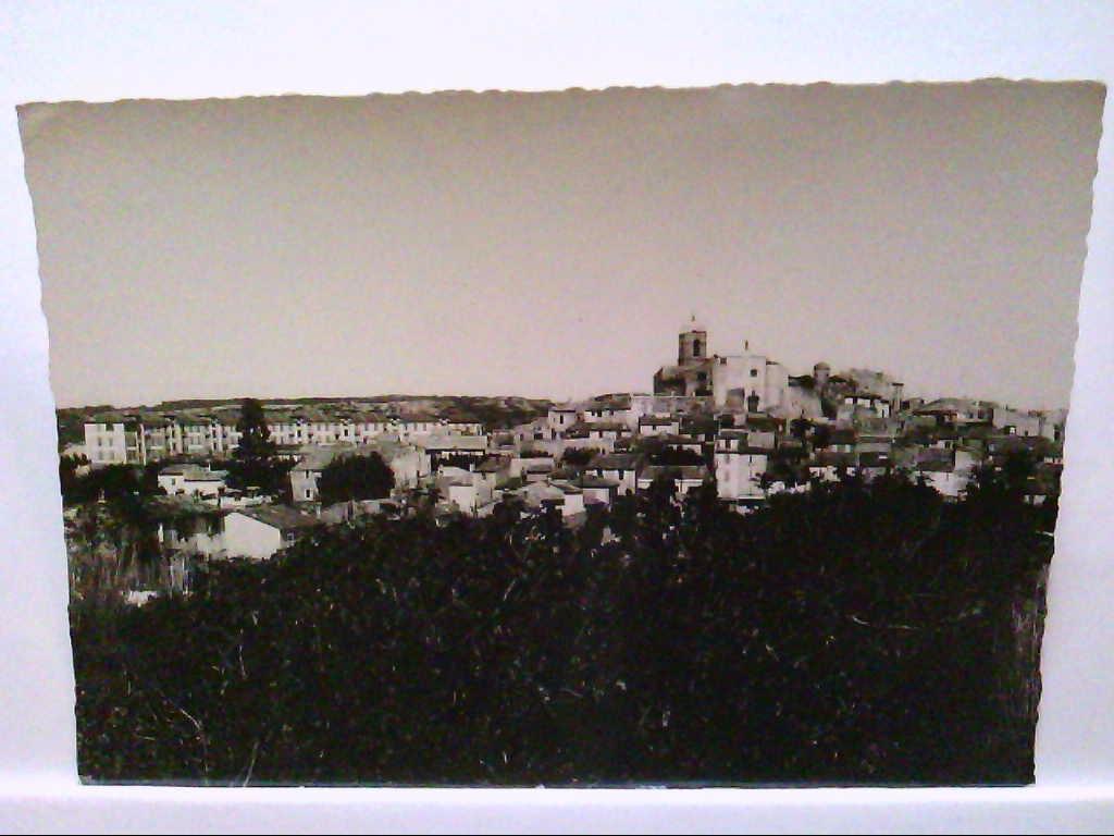 """AK Istres/Frankreich, """" B - du - R """", Vue Générale, Panoramaansicht, mit Ortsteilen, Echt Foto, Ungelaufen."""