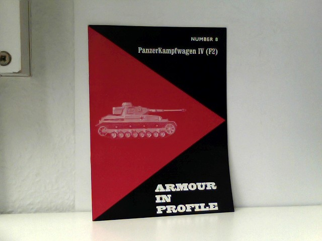 o.A.: Armour in Profile Number 8 Panzerkampfwagen IV (F2)