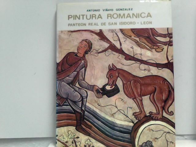 pintura romanica. panteon real de san isidoro - leon