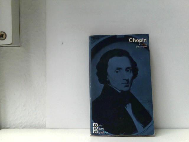 Frederic Chopin. In Selbstzeugnissen und Bilddokumenten. Auflage: Rowohlt TB-V., Rnb.