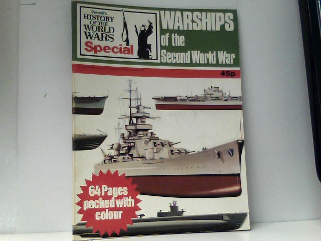 o..A.: Warships of the Second World War