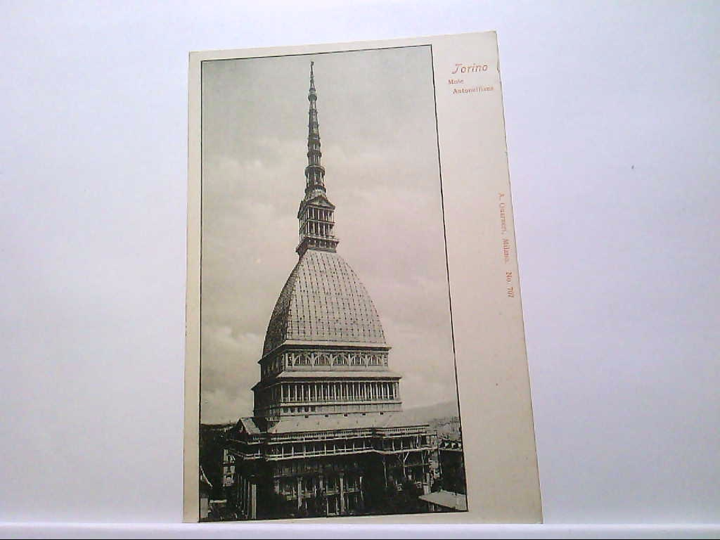 AK Torino / Turin / Italien. Mole Antonelliana.