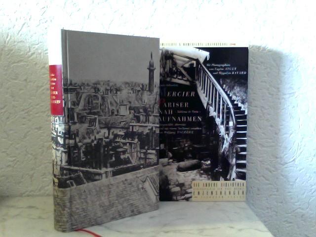 Pariser Nahaufnahmen - Tableau de Paris Die andere Bibliothek - Band 182 - Buch Nr. 1046 1. bis 7. Tausend