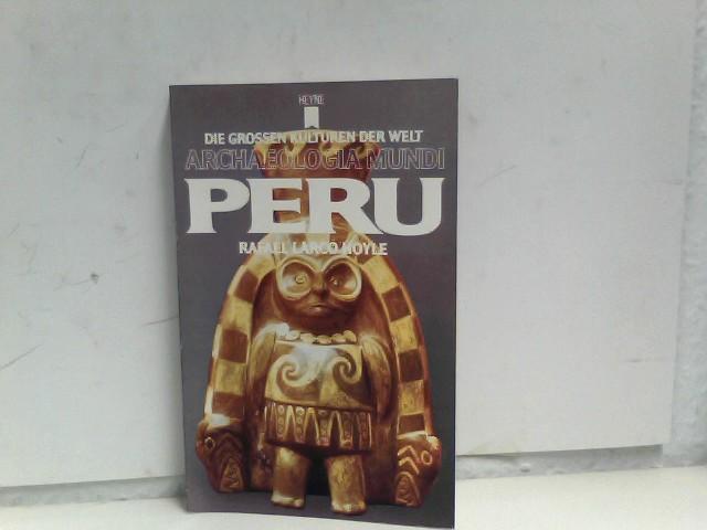 Peru, archeologia mundi