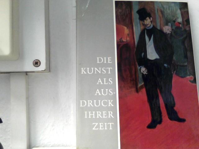 Die Kunst als Ausdruck ihrer Zeit. Eine Betrachtung abendländischer Bilddarstellung aus 2000 Jahren zur Erkenntnis des Zeitgeistes.