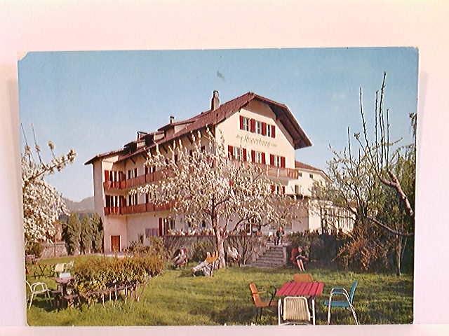 AK Eppan, Gasthof-Pension Angerburg; gelaufen 1971