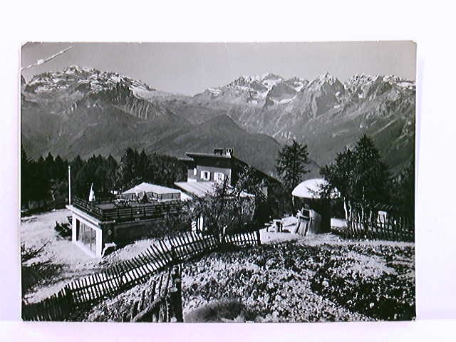 AK Belvedere Monte Penegal, Brentagruppe; ungelaufen