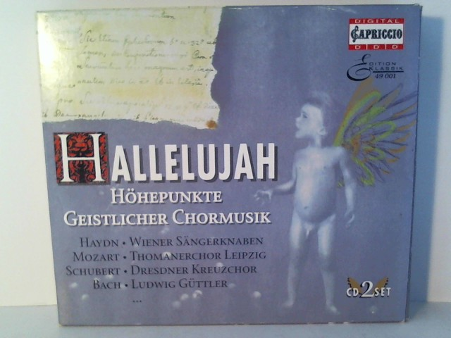 Hallelujah / Geistliche Chormusik