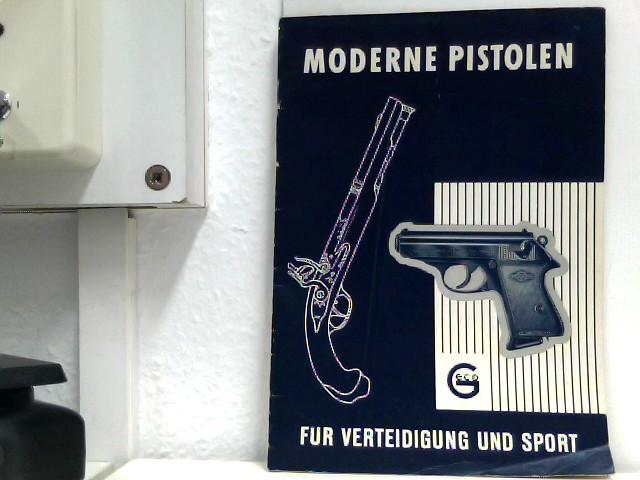 Pistolen für Verteidigung und Sport - Preisliste 145 über moderne Pistolen - September 1958