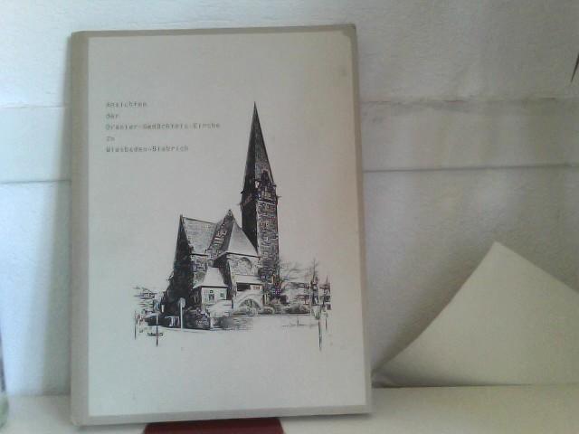 Ansichten der Oranier-Gedächtnis-Kirche zu Wiesbaden-Biebrich