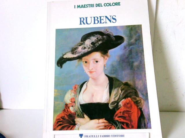 Konvolut aus 3 Heften zu 3 Malern: 1) Galerie der Großen Maler, Nr. 14: J.A. Dominique Ingres; 2) Galerie der großen Maler, Nr. 23: Carlo Carrà; 3) I Maestri del Colore: Rubens