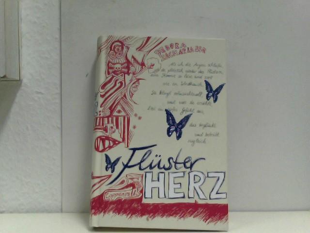 Zachariasse, Debora: Flüsterherz 1., Aufl.