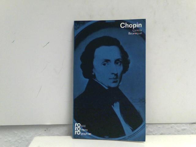 Frédéric Chopin mit Selbstzeugnissen und Bilddokumenten [Aus dem Franz. übertr. von Hanns v. Winter], Rowohlts Monographien ; 25 94. - 97. Tsd