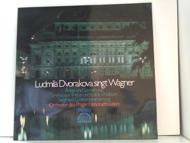 Ludmila Dvorakova singt Richard Wagner