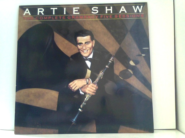 Artie, Shaw: The Complete Gramercy Five Sessions