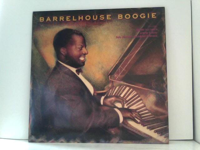Barrelhouse Boogie LP
