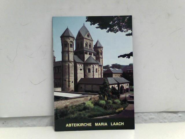 Abteikirche Maria Laach. Schnell Kunstführer. Nr. 850 von 1966. 10. Auflage