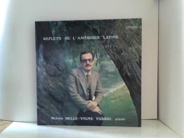 Delle-Vigne Fabbri, Nelson: Reflets DE L' Amérique Latine - [2 Vinyl/LP]