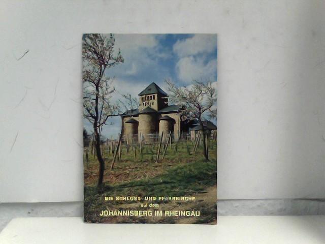 Die Kirche auf dem Johannisberg. [Christian Labonte] / Kunstführer ; Nr. 1099 1. Aufl.