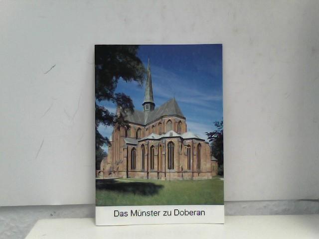 Das Münster zu Doberan - Baudenkmäler Heft 408 3. Auflage