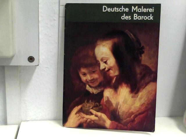 Stuhr, M.: Deutsche Malerei des Barock.
