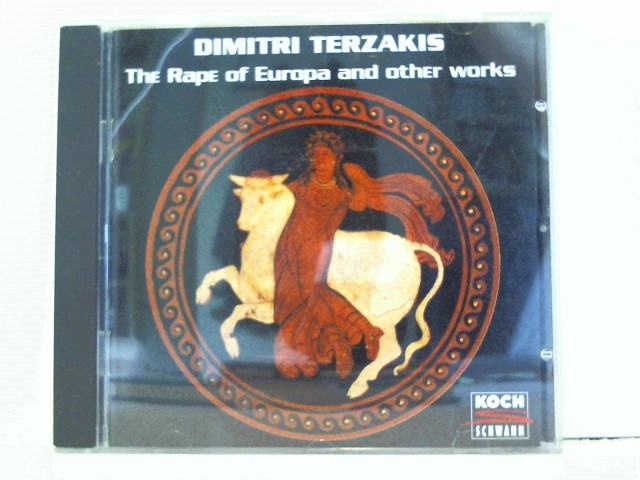 Terzakis: The Rape of Europa and other works