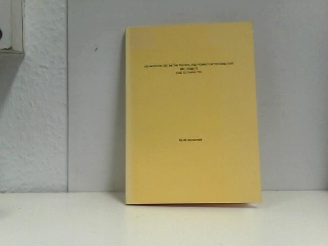 Die Rationalität in der Rechts- und Herrschaftssoziologie Max Webers Textanalyse Dissertation