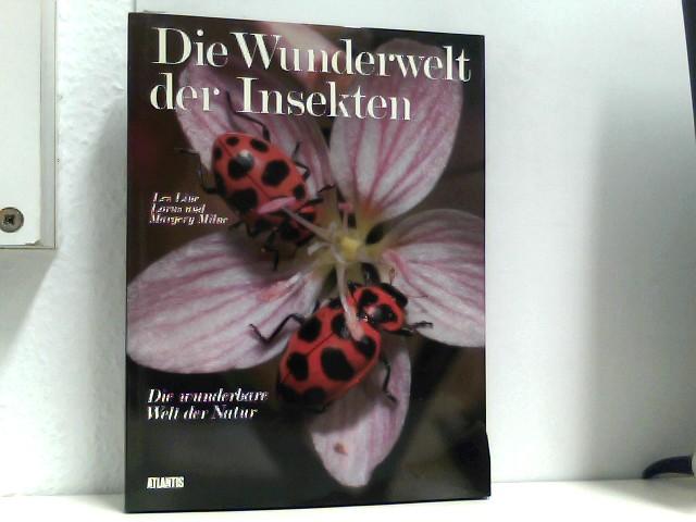 Die Wunderwelt der Insekten. Die wunderbare Welt der Natur