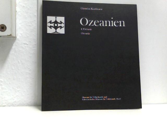 Ozeanien. L Oceanie / Oceanie ,, von, Museum für Völkerkunde Basel,