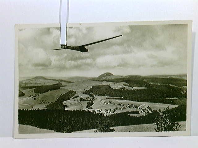 AK Segelflieger, Hochleistungsflugzeug, Wasserkuppe; gelaufen ca. 1935