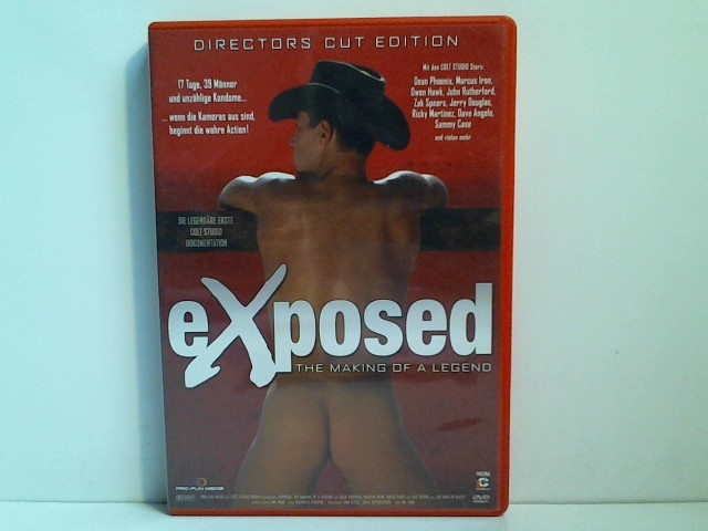Tom, Settle: Exposed - The Making of a Legend (Director's Cut, OmU) Auflage: Director's Cut